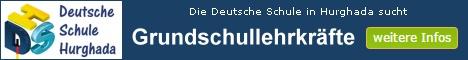 Deutsche Schule Hurghada sucht Grundschullehrkräfte