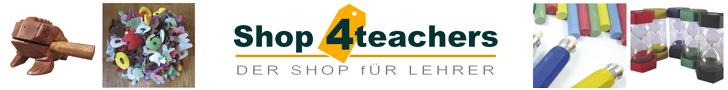 Der Shop für Lehrer
